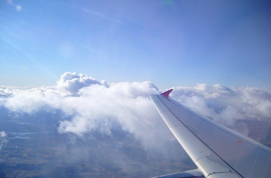 Polskie porty lotnicze odnotowały wzrost