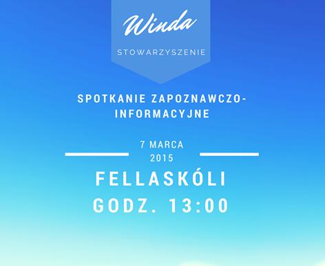Winda – miłośnicy kultury polskiej i islandzkiej