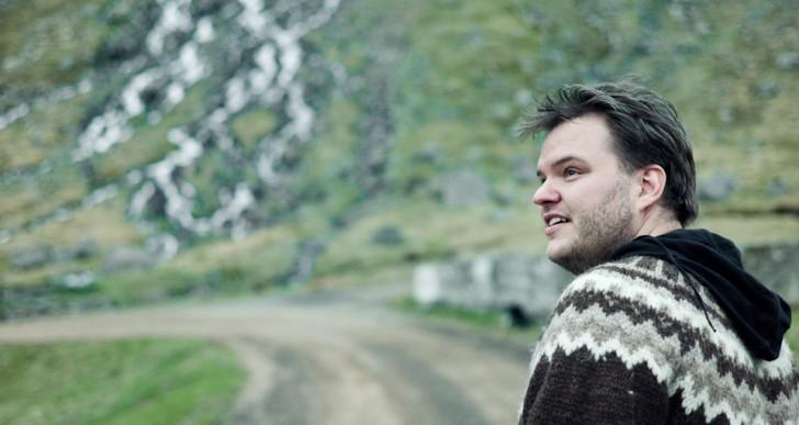 Svavar Knútur z Islandii w Polsce