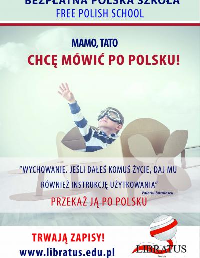 Bezpłatna polska e-szkoła na Islandii