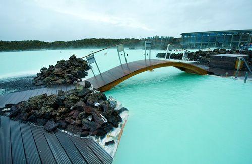 Błękitna Laguna na Islandii
