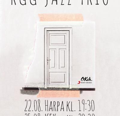Polskie trio jazzowe RGG w Reykjaviku