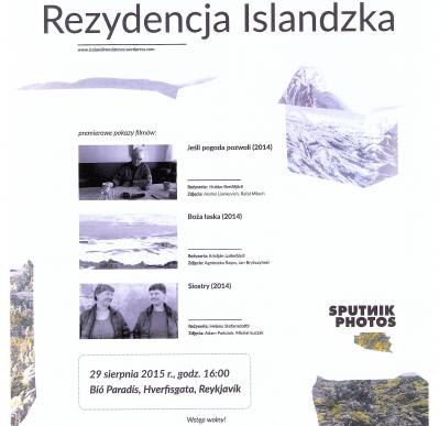 Polsko-islandzki projekt Rezydencja Islandzka
