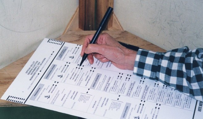 Referendum – wyniki głosowania na Islandii