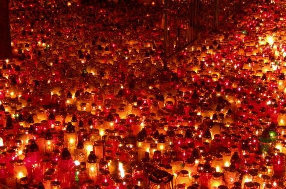 Dzień Wszystkich Świętych na Islandii