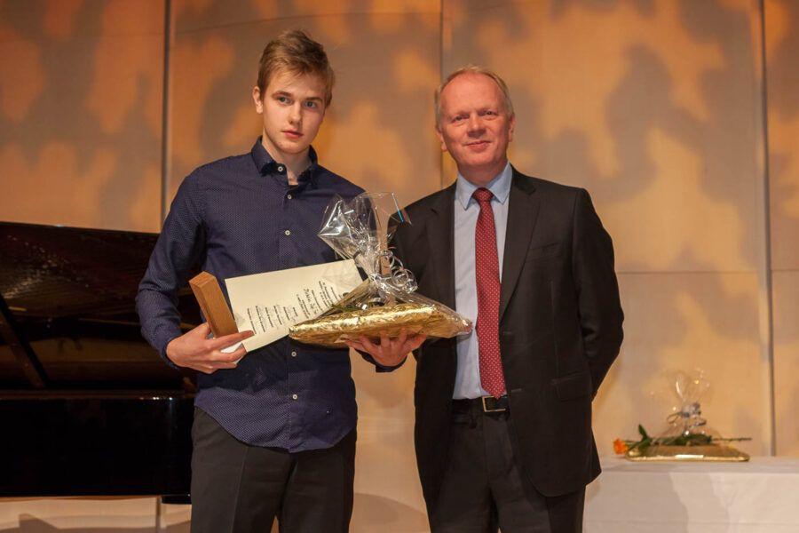 Mikołaj Ólafur Frach na nieoficjalnych Mistrzostwach Islandii